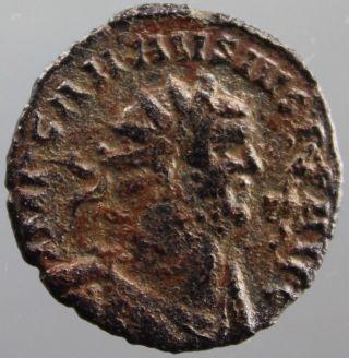 Carausius,  British Revolt,  Usurper,  Pax,  Peace,  Londinium,  London,  286 - 293 A.  D. photo