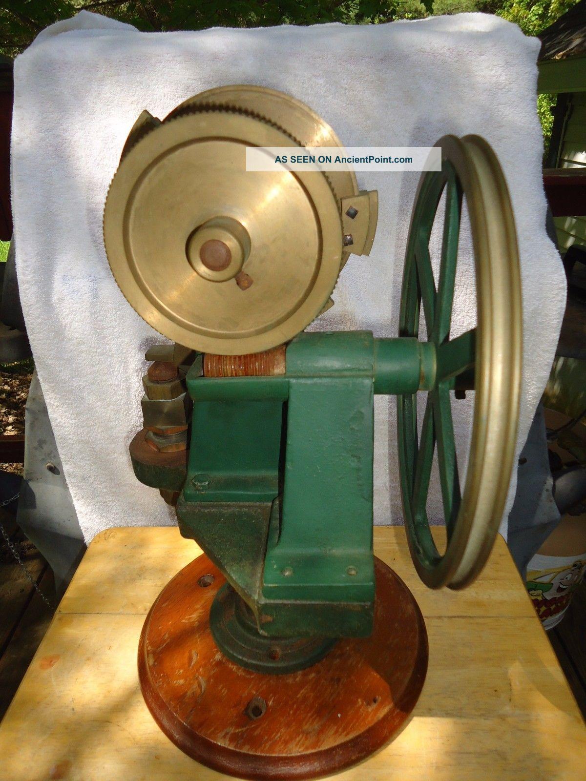 Foghorn Mechanical,  Foghorn Timing Gears,  Nautical Fog Horn Air Valve,  Prepper Other Maritime Antiques photo