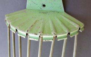 Vintage Principessa Clothes Drier Drying Rack Machine Age 1937 Italy All Metal photo