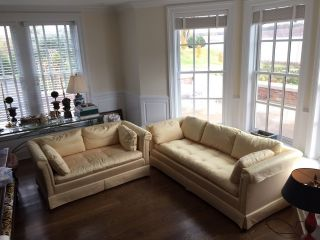 Baker Sofa & Love Seat photo