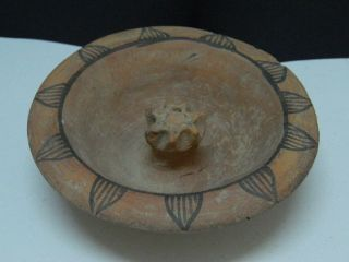 Ancient Teracotta Painted Pot Indus Valley 2500 Bc Pt15261 photo