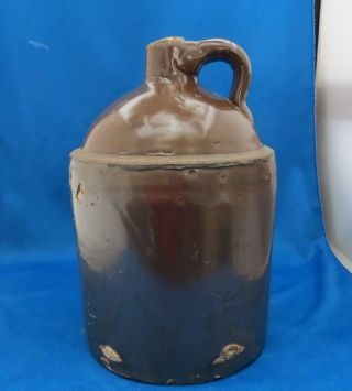 Vintage Stoneware Jug photo