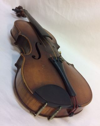 Antique Vintage Violin photo