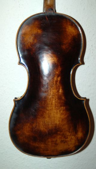 Fine Antique German 4/4 Violin - Label: Aegidius Kloz In Mittenwald 1799 photo