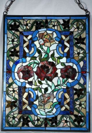 Elegant Tiffany Stained Glass