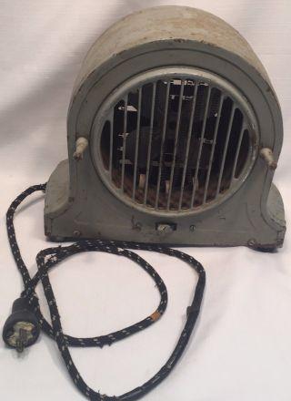 Vintage Landers,  Frary,  Clark Universal Electric Heater.  Fan Forced,  Art Deco photo