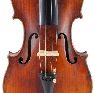 - Italian,  Antique 4/4 Old Violin photo