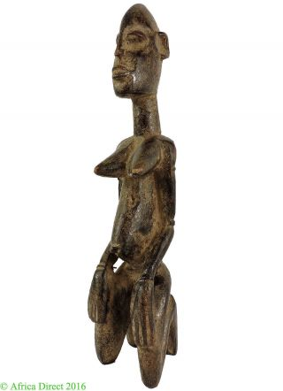 Dogon Ancestor Figure Nommo Mali African Art photo