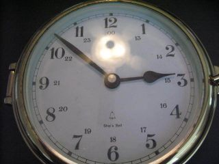 Shatz Ocean Quartz Clock photo