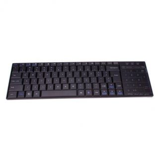 Bluetooth 3.  0 Ultra Mini Keyboard Touch Pad Mouse For Ios Windows Android photo