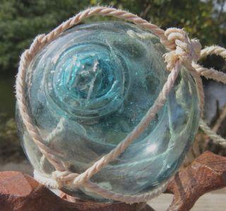 Japanese Glass Fishing Float 3