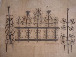 Private Buyer Only: Antique Herb Rack photo
