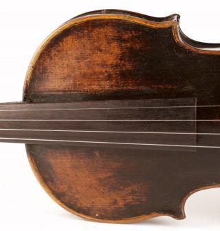 Alte 4/4 Geige Albanus 1698 Violine Meistergeige Violin 바이올린 小提琴 バイオリン Violon photo
