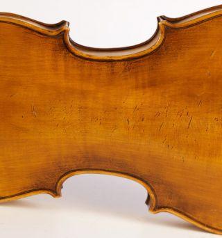 Antique Violin D.  Tecchler 1721 Geige Violon Violino Violine Viola ヴァイオリン 小提琴 photo