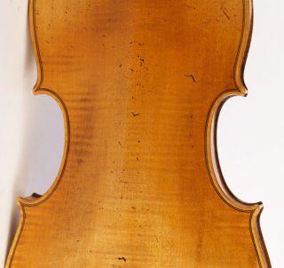 Old Italian Violin Ruggieri 1675 Geige Violon Violino Violine 小提琴 バイオリン Viool photo