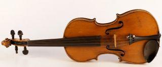 Italian Small Violin G.  Pedrazzini 1920 Geige Violon Violino Violine 小提琴 バイオリン photo