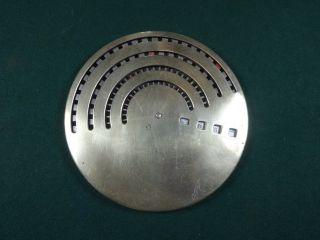 Brical British Calculator Money Adding Machine photo