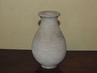 Ancient Medieval Pottery Vase,  17 Century photo