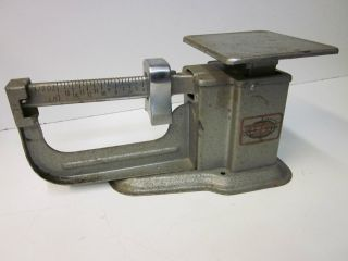 Vintage Triner Scales.  1964.  Division Of Weight And Measures Stamp 1965 - 1968 photo