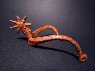 Extremely Rare Choice Crusader Iron Spur, photo