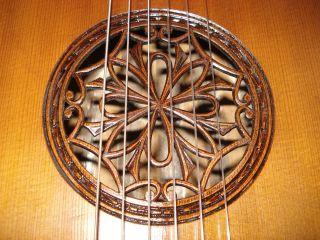 ´beautyful Guitar Lute Ca.  1940 photo