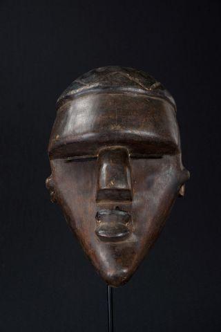 Masque Lwalwa - Lwalu Mask Congo (rdc/drc) photo