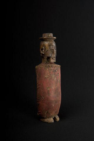 Statuette Teke Figure Congo (drc/rdc) Galerie