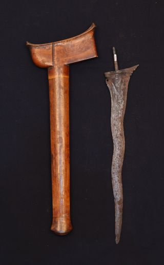 Keris,  Indonesian Dagger photo