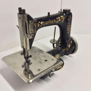 Singer Model 24 Sewing Machine photo