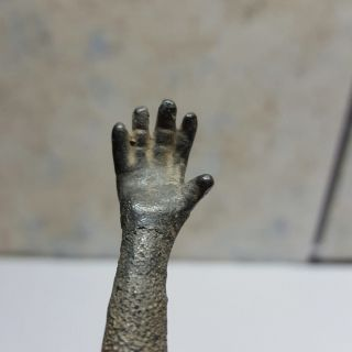 Roman Silver Ancient Arm & Hand photo