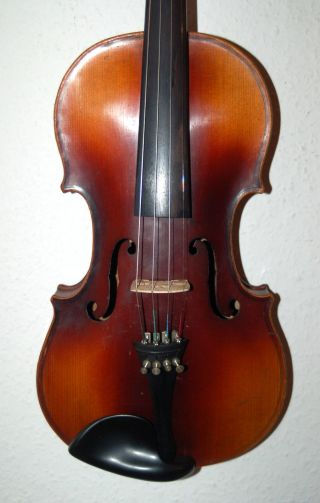 Fine Antique German 4/4 Violin - Label: Jacobus Stainer photo