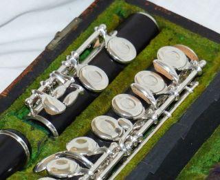 Harry Bettoney Wood Flute photo