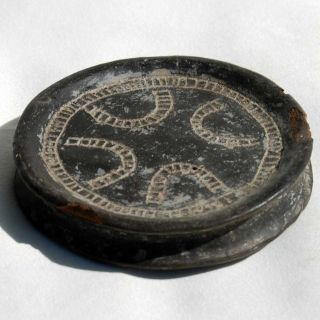 Ethiopia: Rare Ethnic Lip Plate Mursi Tribe,  Ethiopian African Jewelry Jewellery photo