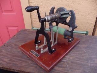 Antique Cenco Laboratory Teaching Aid For Electric Motors Generators photo