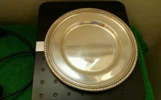 Sterling Silver Tray photo