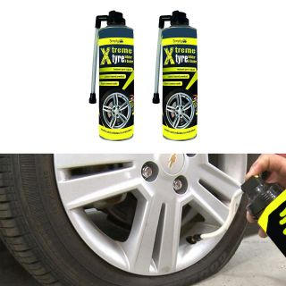 2 X Tyre Weld Tire Seal 500ml Emergency Repair For Peugeot Partner Tepee photo