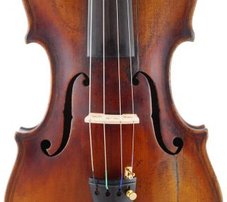 , Fine - Italian Maggini,  Antique 4/4 Old Master Violin photo