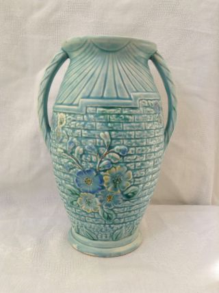 1930s Arthur Woods Vase photo
