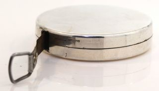 Vintage Sterling Tiffany & Co.  Measuring Tape Collectible Piece P119 photo