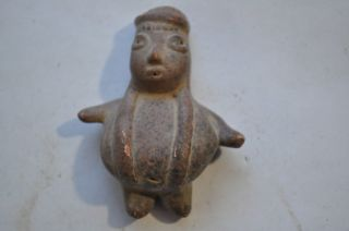 Pre - Columbian Tlatico Figural Sculpture Circa 1000 - 300b.  C.  Caa - 228 photo