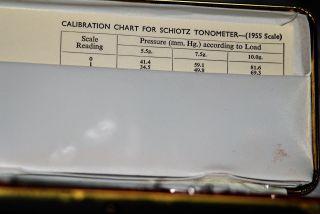 Vintage Schiotz Optical Measuring Device photo