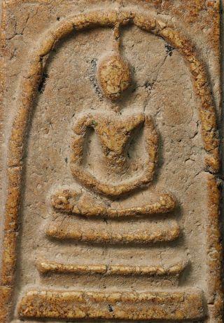 Phra Somdej Lp.  Toh,  Wat Rakang Very Rare 150 Ago Thai Amulet Phim Yai photo