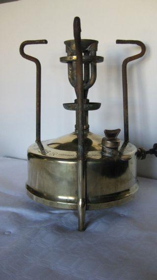 Kerosene Stove - Hipolito Nº36 Made In Portugal (large Model) photo