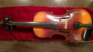 Hopf Violin With Case photo