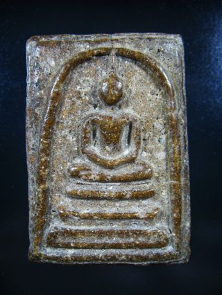 Rare Phra Somdej Toh Pim Yai Wat Rakhang Thai Buddha Thai Amulets photo