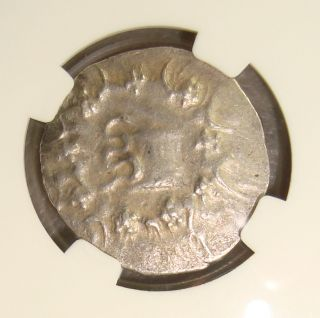 133 - 67 Bc Ionia,  Ephesus Ancient Greek Silver Cistophorus Tetradrachm Ngc Ch Vf photo