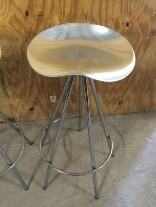 2 Jamaica Stools By Pepe Cortes Made In Spain photo