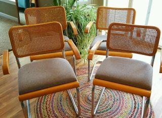 Breuer Cesca Chairs photo