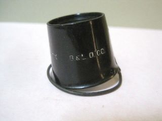 Vintage Watchmakers Jewelers Loupe Bausch & Lomb 2 1/2