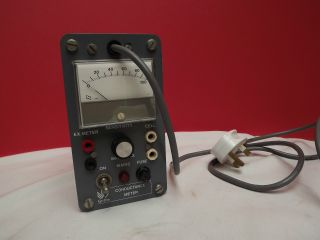 Conductance Meter ( (griffin & George Ltd))  C1980 photo